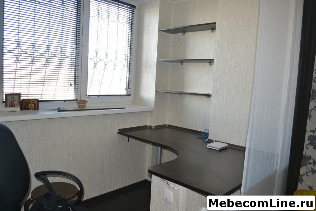 Столы письменные и обеденные на заказ, по низким ценам в мос.